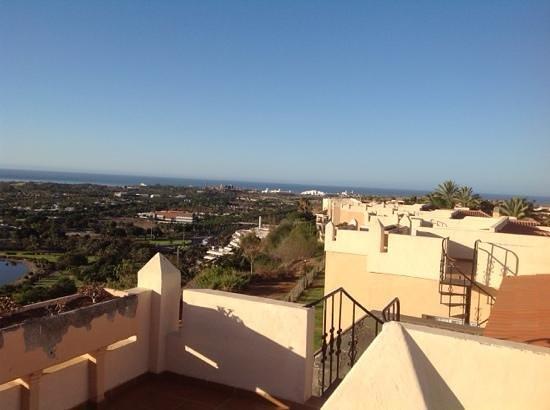 Palm Oasis Maspalomas: panorama
