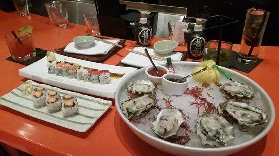 SUSHISAMBA : My Meal