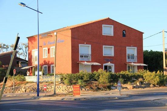 Résidence Hôtelière La Pinède Bleue : hotel