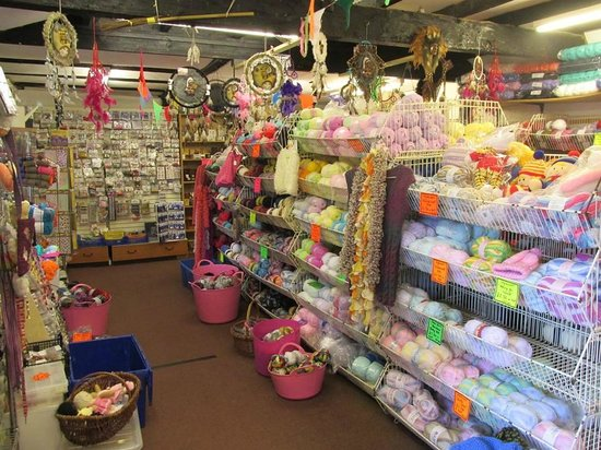 Wool Shop Craft Centre Lytchett Minster