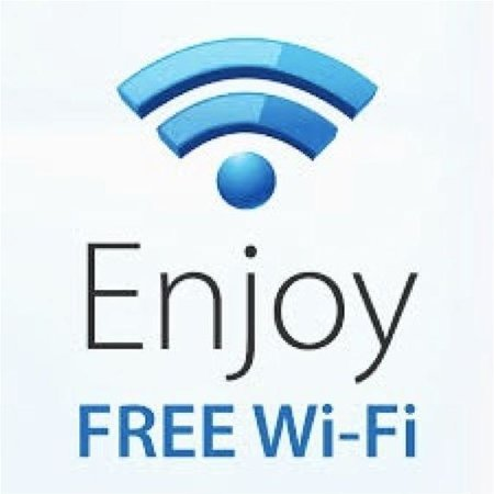 โรงแรมซาวอย: Free WIFI to Guests