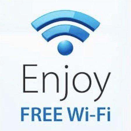 سافوي هوتل: Free WIFI to Guests