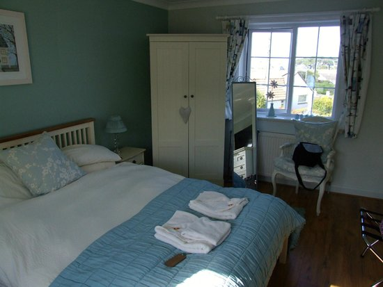 Downsfield: Our Room