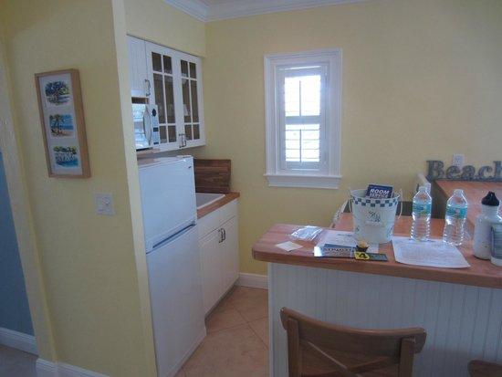 Beachside Village Resort : Kitchen
