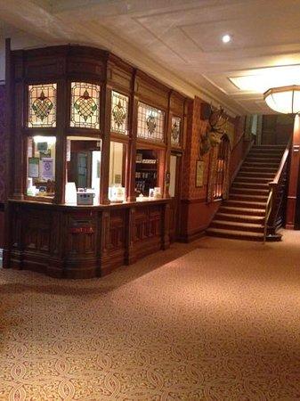 Shap Wells Hotel: reception