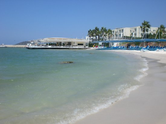 La Blanche Resort & Spa : Beach bar