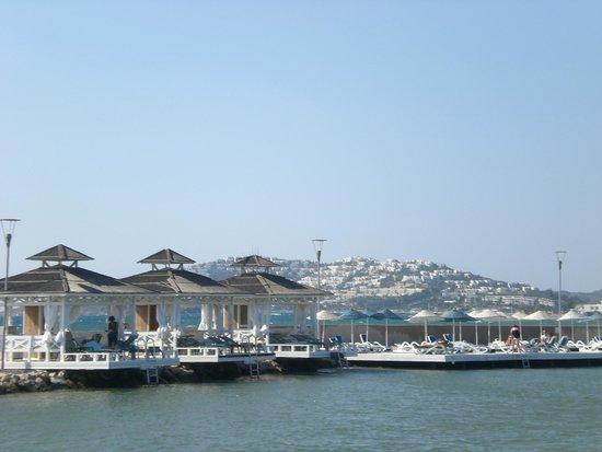 La Blanche Resort & Spa : Beach