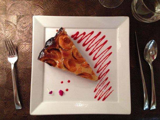 La Taille de Guêpe : Apricot pie