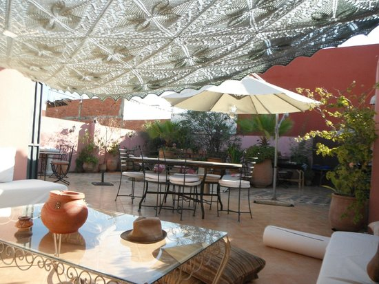 Christina's House : rooftop terrace