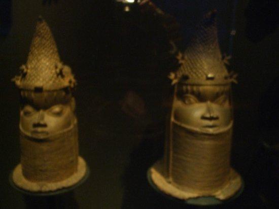 Museum Volkenkunde: Sezione del Benin