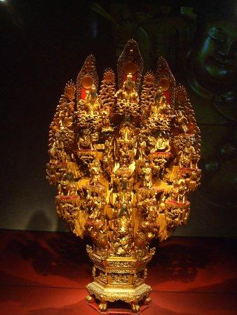 Museum Volkenkunde: Uno dei pezzi più importanti del museo nella sezione dedicata alla Cina