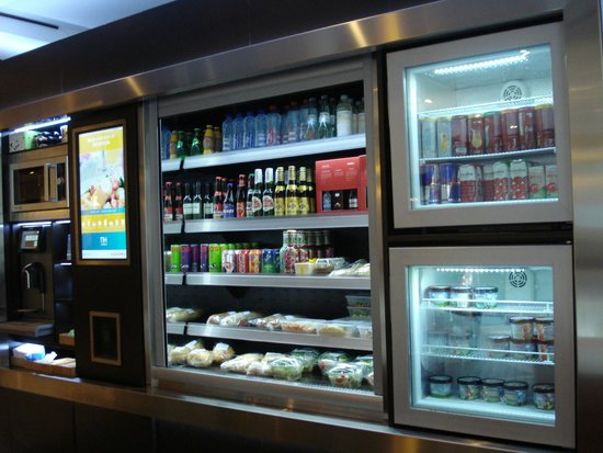 NH Brussels Grand Place Arenberg : The new foyer dining and refreshments experience