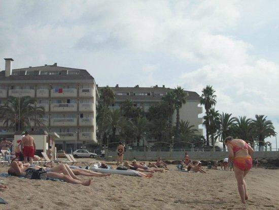 Hotel Caprici: hotel