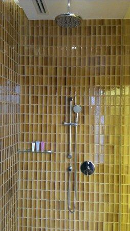 Mode Sathorn Hotel: Huge Shower Head Above