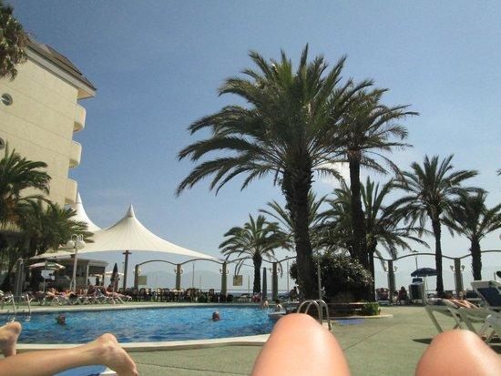 Hotel Caprici: basen