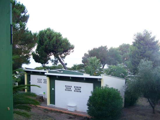 Club Med Cargese : chambre