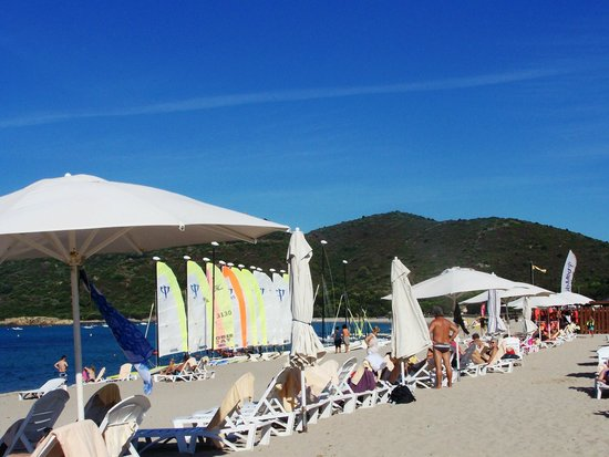 Club Med Cargese : club de voile