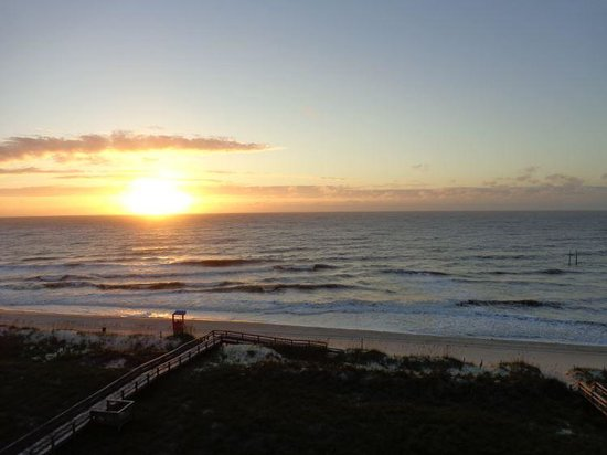 Golden Sands : Sunrise view from room