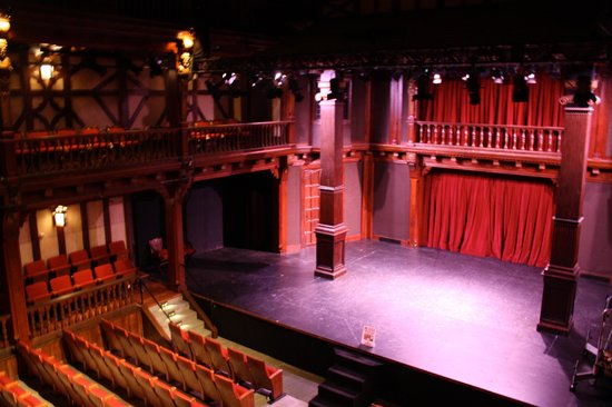 Folger Shakespeare Library: theater