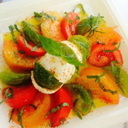 Jules la grignotte restaurant ambulant cuisine - Cuisine bistronomique ...