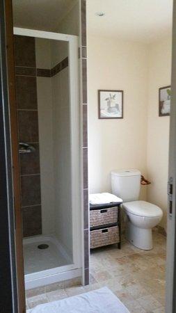 Le Petit Chatelier : salle de bain