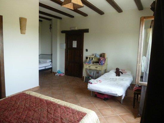 El Geco Verde: Room 6 for 2 adults & 2  children