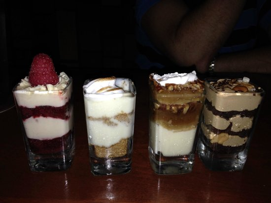 Seasons 52: Desserts