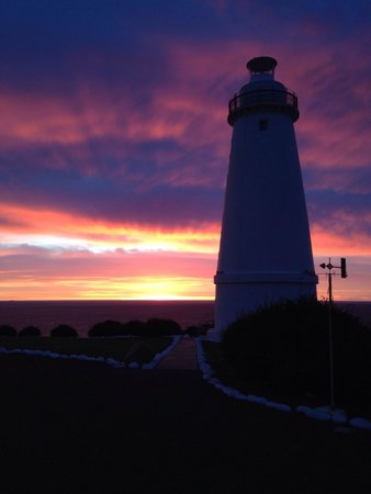 Cape Willoughby Lighthouse : Sunrise