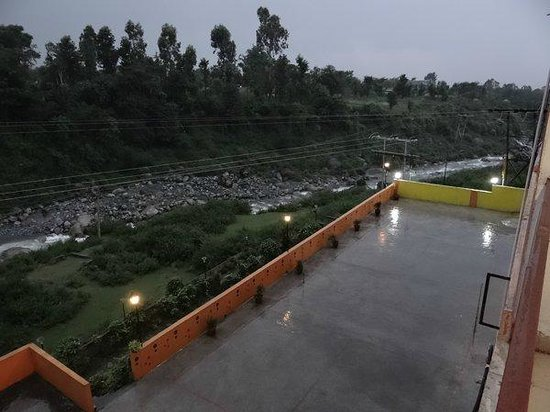 Sterling Dharamshala: View from Room