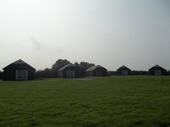 Trewetha Farm B&B : Other lodges on site
