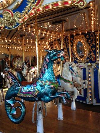 Palace Playland: Carousel