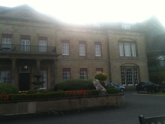 Shrigley Hall Hotel, Golf & Country Club : Early morning mist.