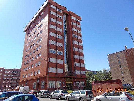 Picture Of Silken Torre Garden Madrid Tripadvisor
