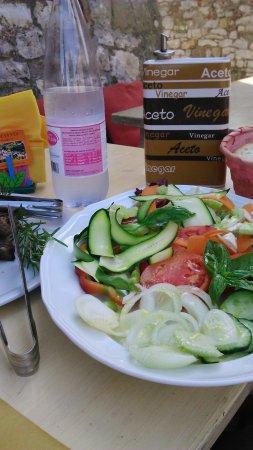 La Bottega di Duddova: insalatina!!!