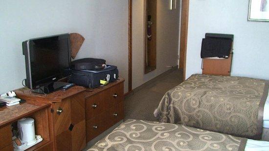 Hotel Crowne Plaza Berlin City Centre: Room 325