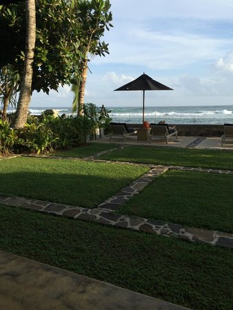 WB Villa: View