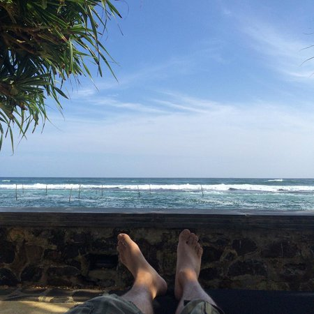WB Villa: Relaxing