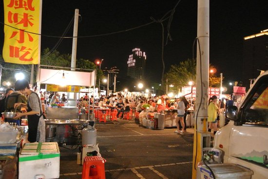 Houzhan Tourism Night Market (Hsinchu)
