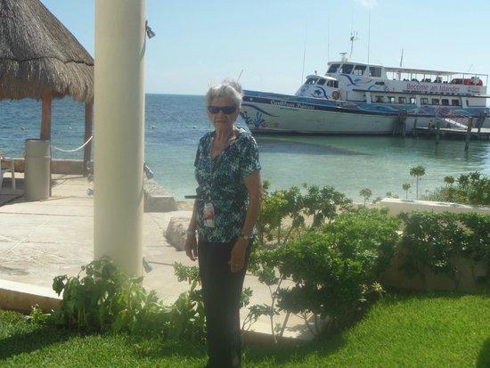 Baño Relajante Jacuzzi:Disfrutando de un relajante bano en el jacuzzi: fotografía de Cancun