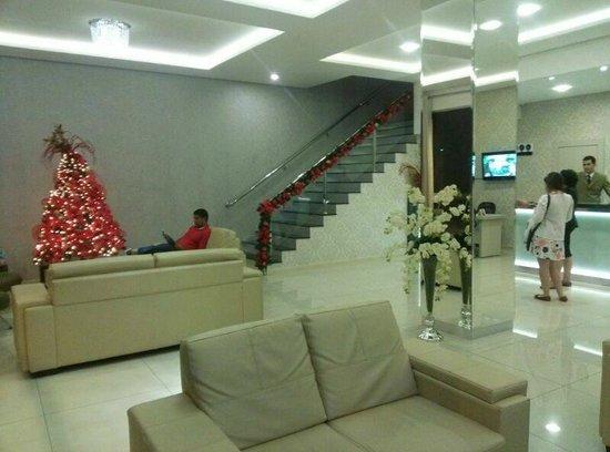 Pietro Angelo Hotel: recepção