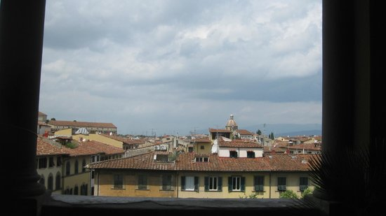 Hotel Palazzo Guadagni: View from the terrace