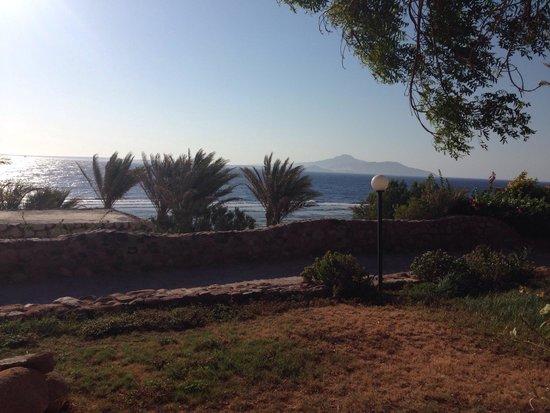 فندق حوزه بيتش: View from our room 2712