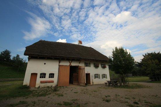Schwabisches Bauernhofmuseum Illerbeuren: Septembre 2014