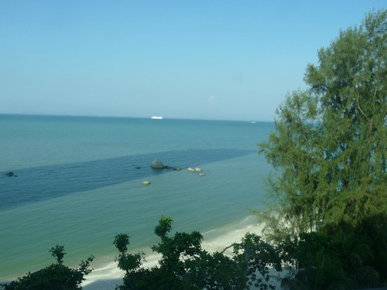 Four Points by Sheraton Penang : View from room