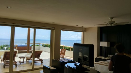 Grand Velas Riviera Nayarit: View from room