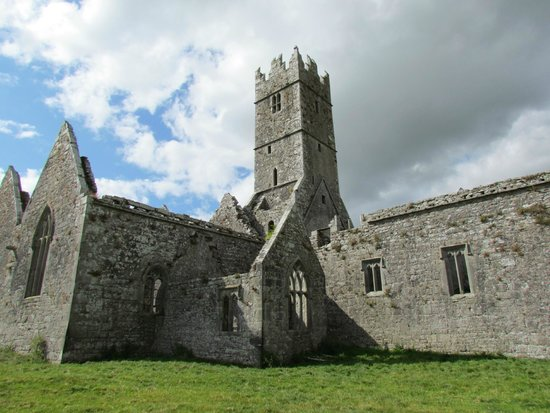 Ross Errily Friary: Rovine