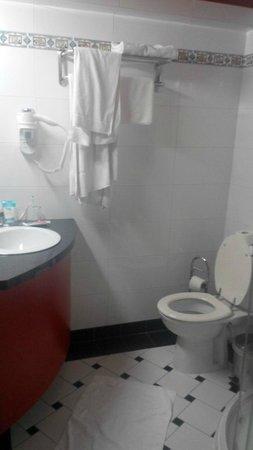 Hotel Praga 1885: ванна