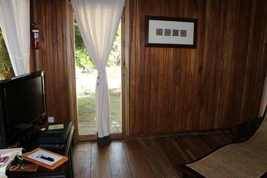 Siladen Resort & Spa: Zimmer