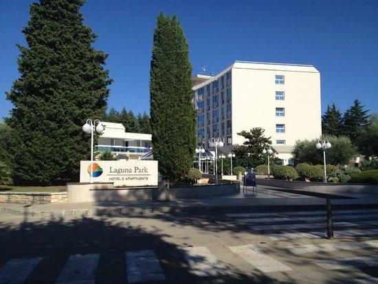 Hotel Park: Ingresso Hotel