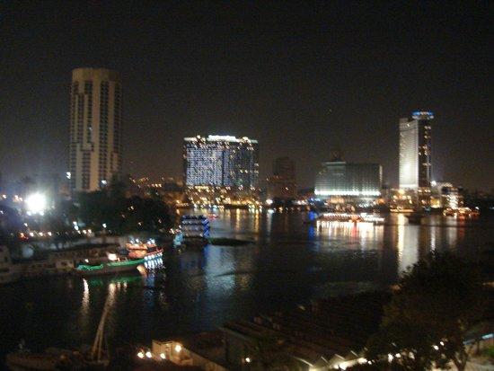 Ramses Hilton: view